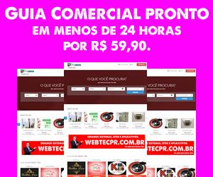 Webtec Sites prontos para clientes