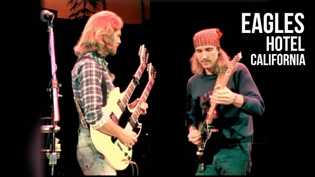 Eagles-Hotel California