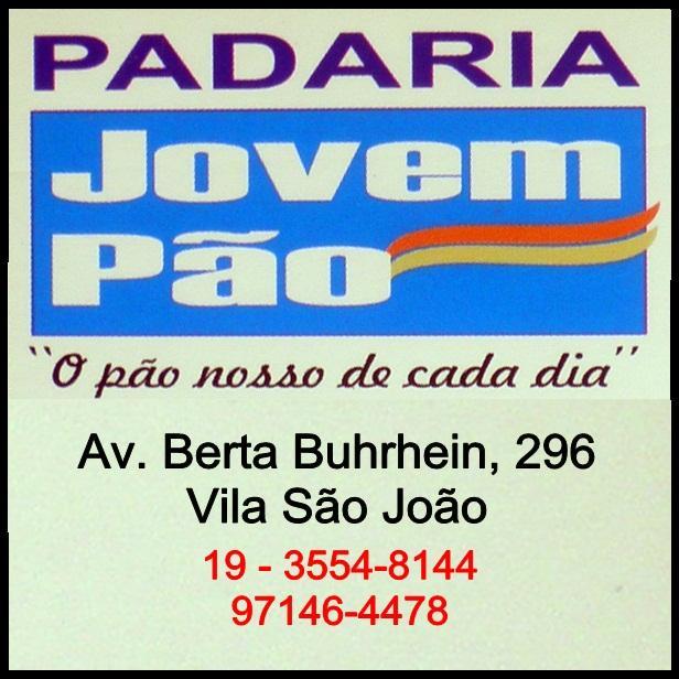 PADARIA JOVEM PÃO