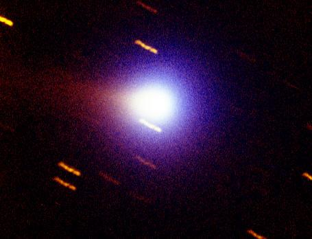 Cometa 46P/Wirtanen em Dezembro de 2.018.