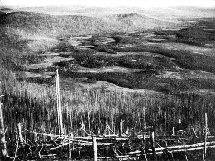 Evento de Tunguska-1.908