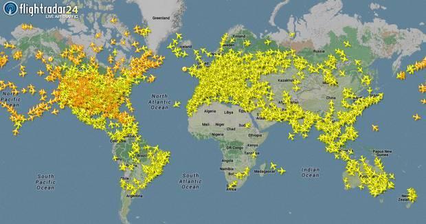 Flightradar24 saiba mais